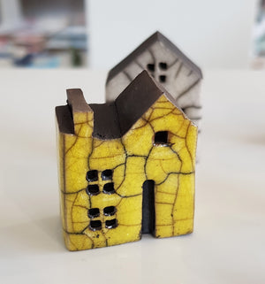 Raku Ceramic House by Andy Urwin S154AD53