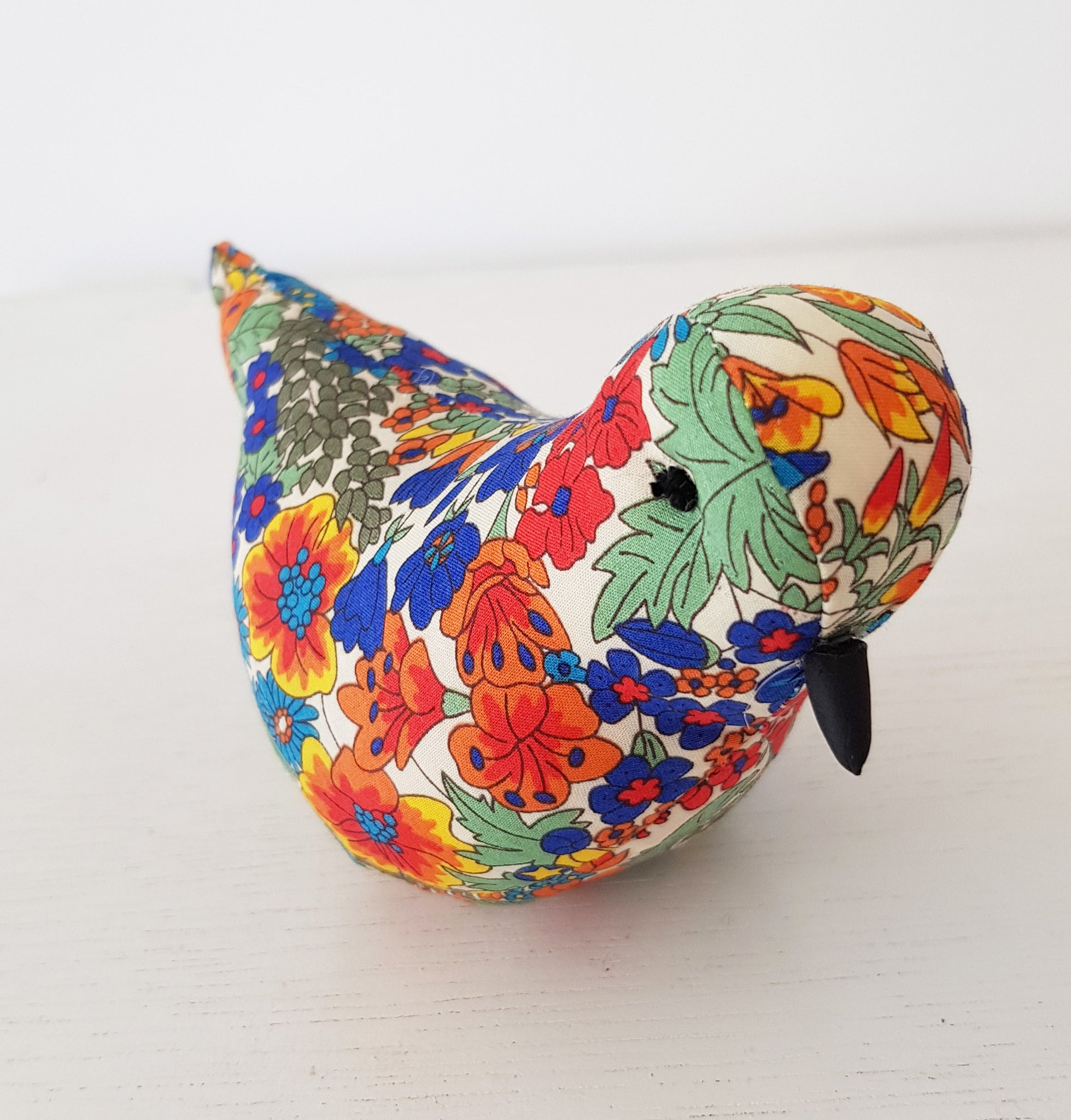 Textile Sculpture by Big Bird Little Bird S181BBLB4