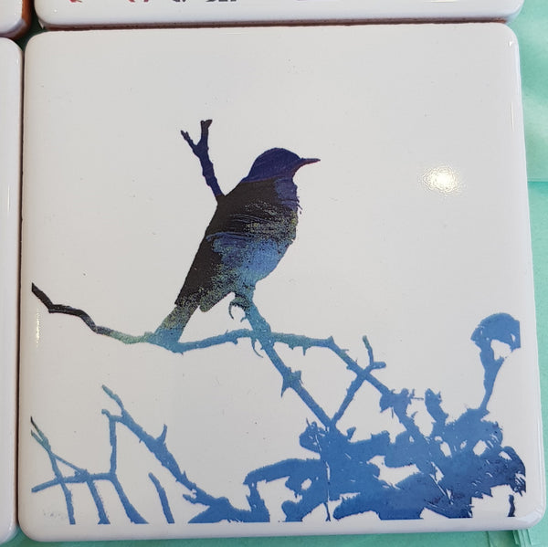 Ceramic Coaster By Justine Nettleton S55JN108