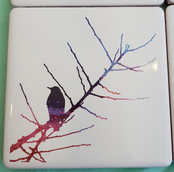 Ceramic Coaster By Justine Nettleton S55JN106