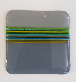 Glass Coaster by David Pascoe S103DP118