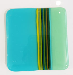 Glass Coaster by David Pascoe S103DP154
