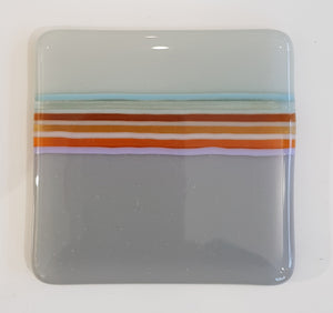 Glass Coaster by David Pascoe S103DP16