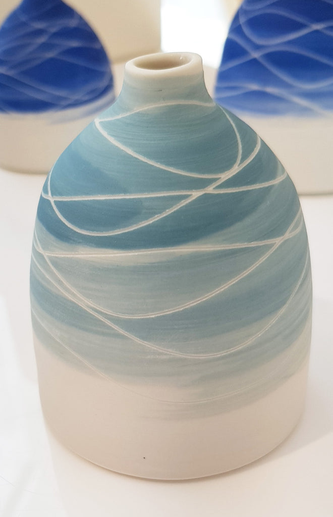 Ceramic Vase By Eleanor Crane S165EC7