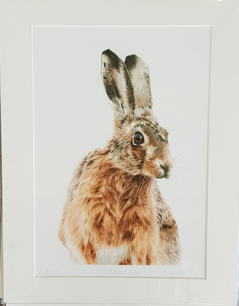 Limited Edition Print By Jessica Lennox S74JL66