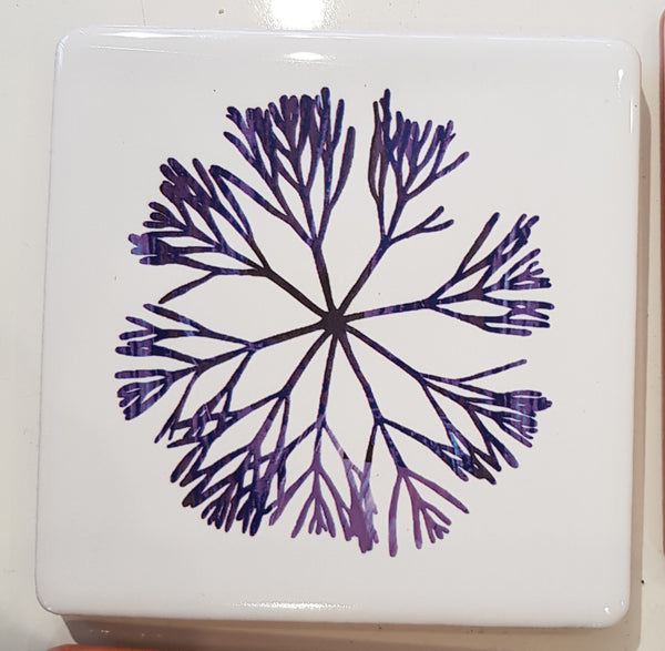 Ceramic Coaster By Justine Nettleton S55JN120