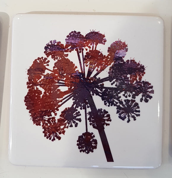 Ceramic Coaster By Justine Nettleton S55JN121