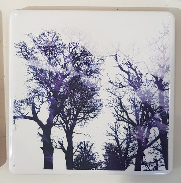 Ceramic Coaster By Justine Nettleton S55JN52