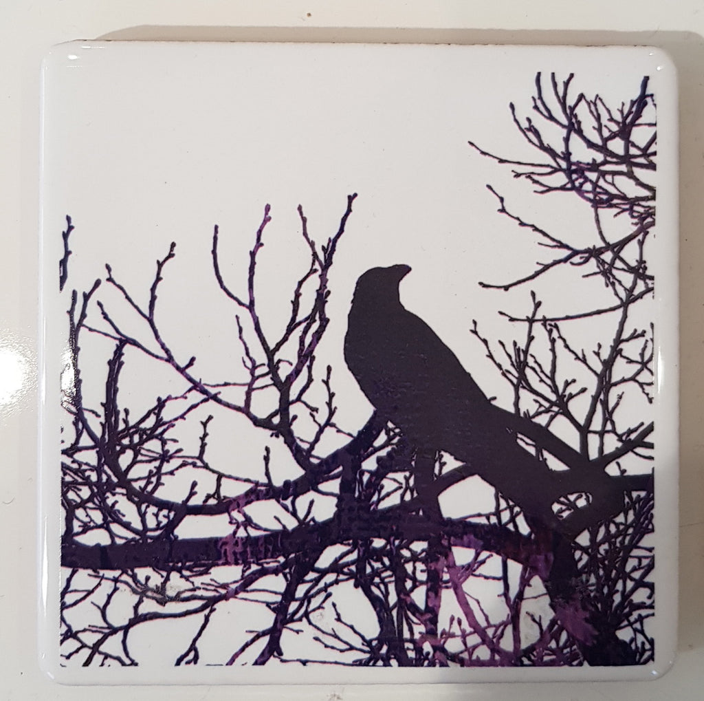 Ceramic Coaster By Justine Nettleton S55JN99