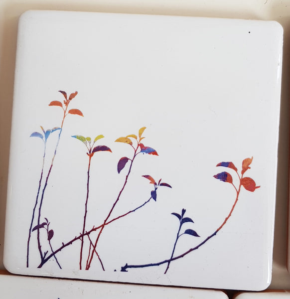 Ceramic Coaster By Justine Nettleton S55JN117