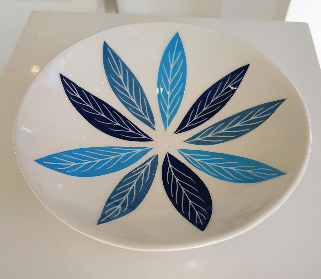 Handmade Ceramic Dish by Kath Cooper S100KC39