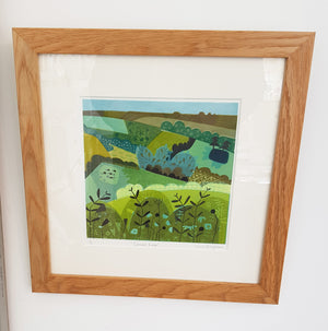 Framed Limited Edition Print by Sarah Broughton S178SB1