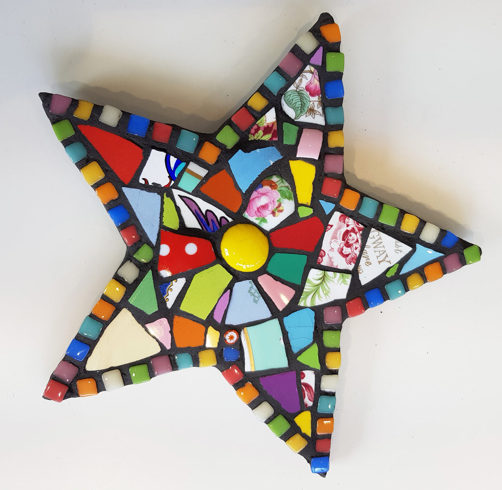 Handmade Mosaic Hanging Decoration S147AT4