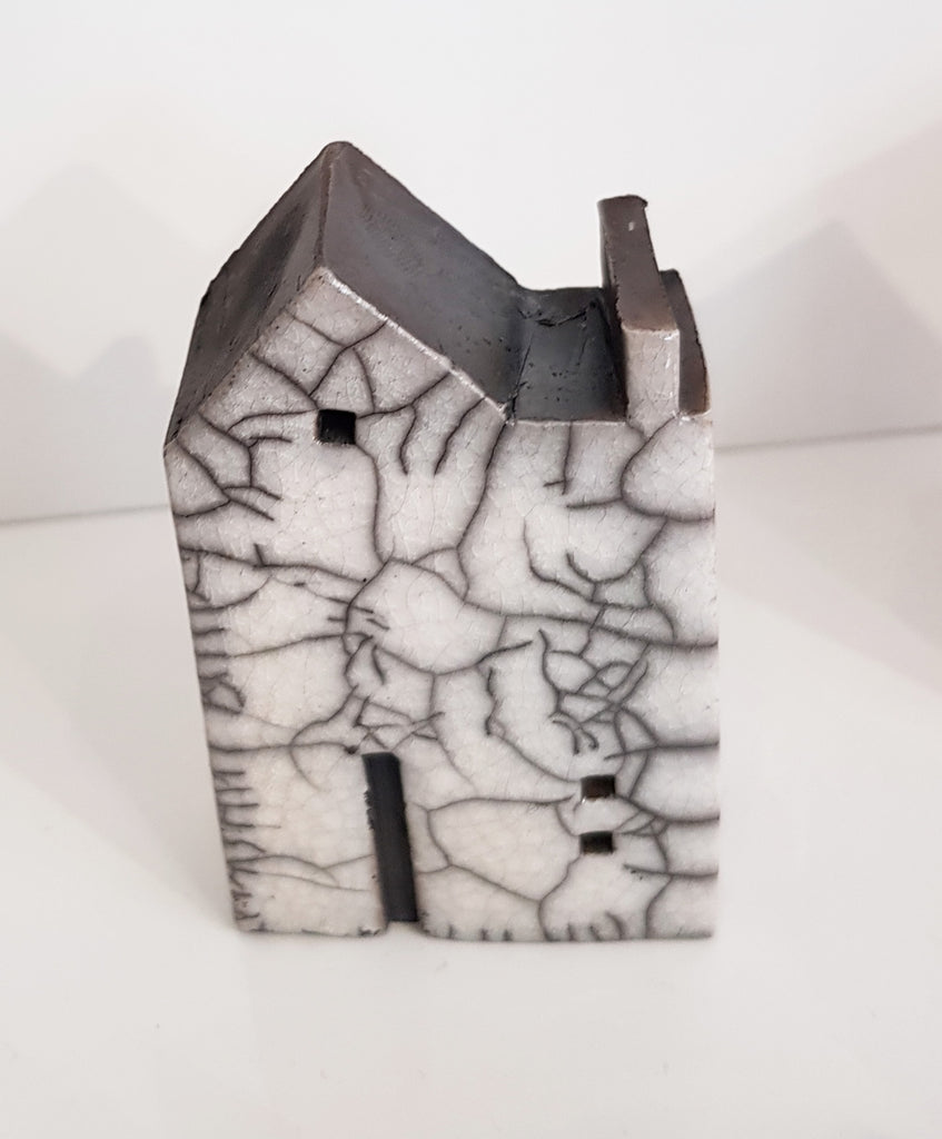 Raku Ceramic House by Andy Urwin S154AD3