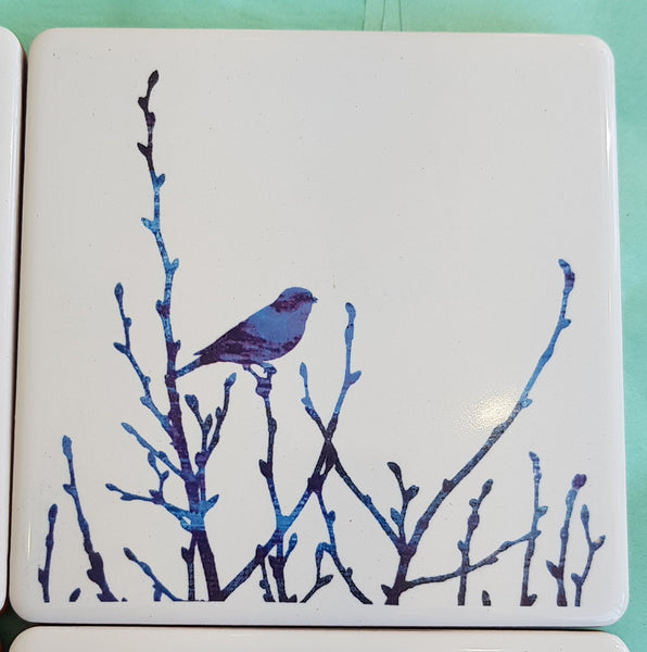 Ceramic Coaster By Justine Nettleton S55JN111