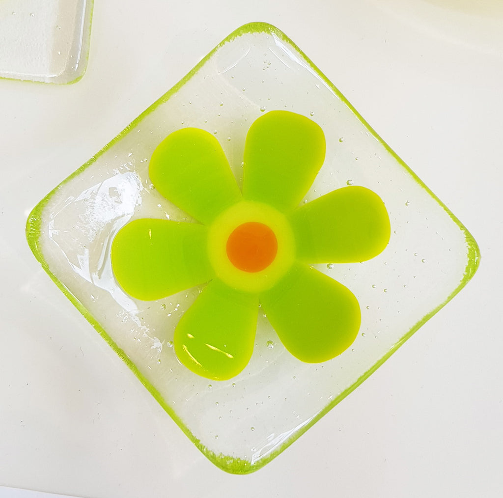 Glass Dish by Blue Shed Design S163BSD13