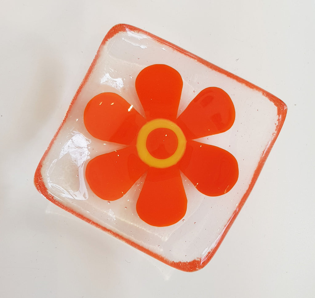 Glass Dish by Blue Shed Design S163BSD11