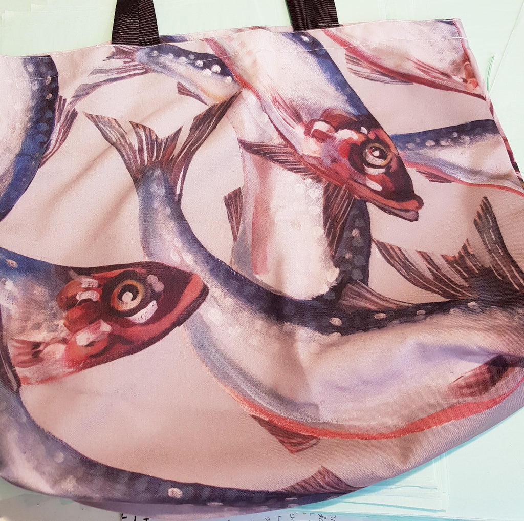 Tote Bag By Caroline Cleave S144CC6