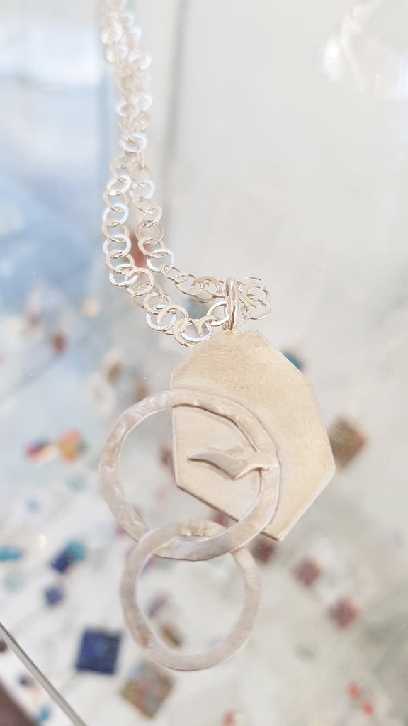 Handmade Sterling Silver Jewellery By Call Of The Ocean S157CH10