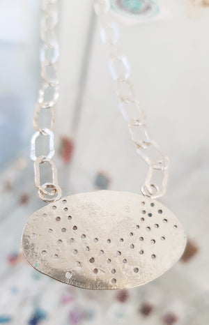 Handmade Sterling Silver Jewellery By Call Of The Ocean S157CH1