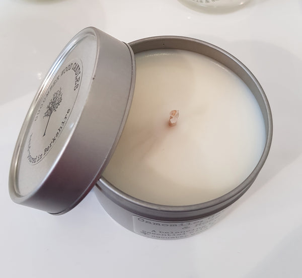 Bergamot and Orange Small Candle S148RM2