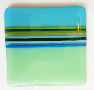 Glass Coaster by David Pascoe S103DP2
