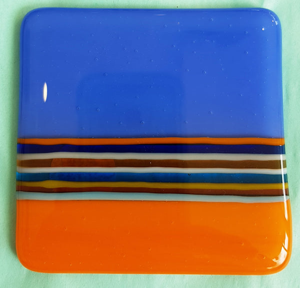 Glass Coaster by David Pascoe S103DP69
