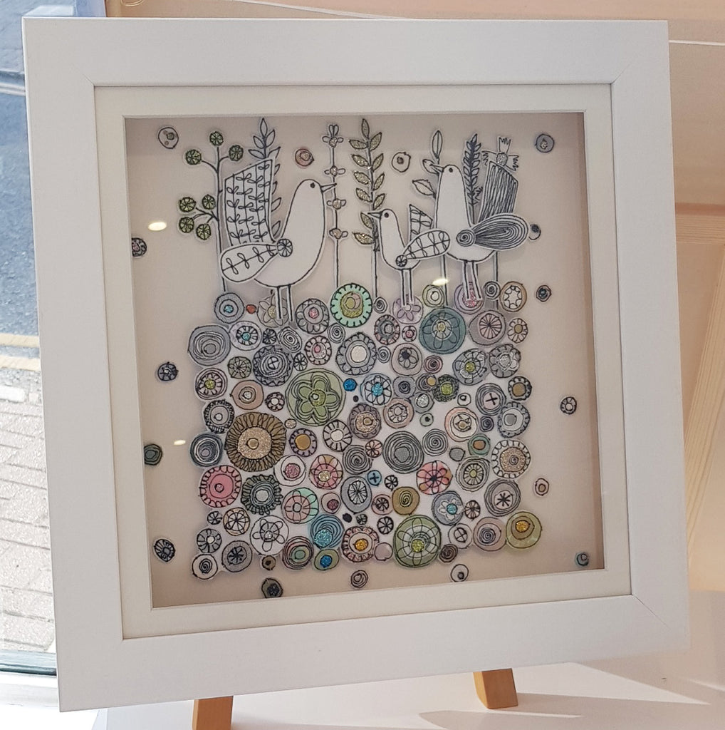 Textiles Picture by Emma Corry Designs S172ECD28