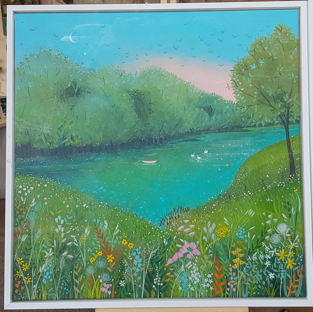 Original Painting by Julia Crossland S141JC18