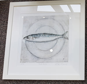 Framed Limited Edition Print By Giles Ward S159GW4