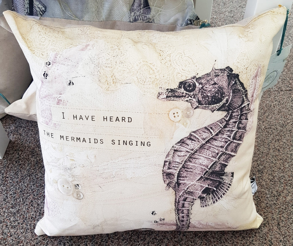 Textile Cushion By Isobel Alice S122IA13