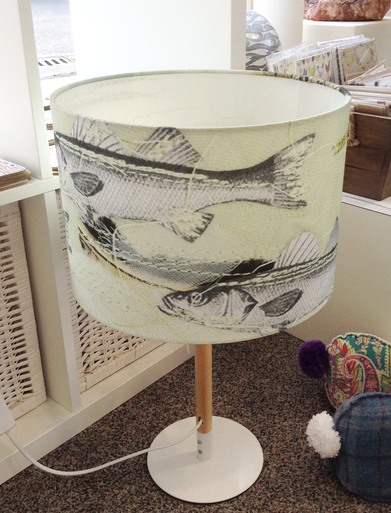 Textile Lampshade By Isobel Alice S122IA8