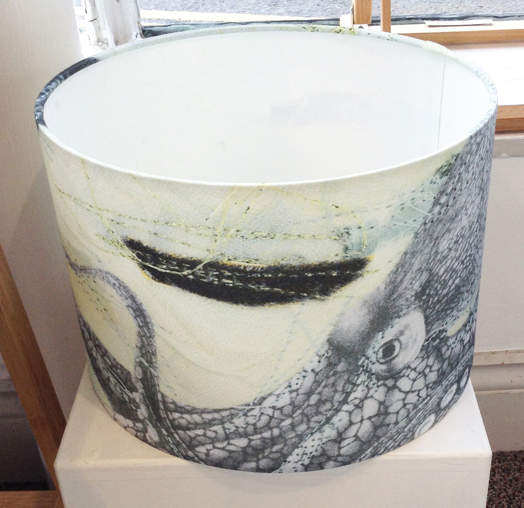 Textile Lampshade By Isobel Alice S122IA10
