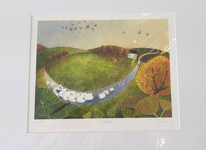 Limited Edition Print by Julia Crossland S141JC1