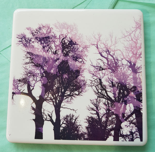 Ceramic Coaster By Justine Nettleton S55JN103