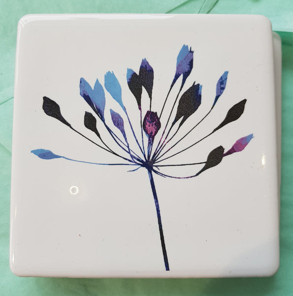 Ceramic Coaster By Justine Nettleton S55JN118