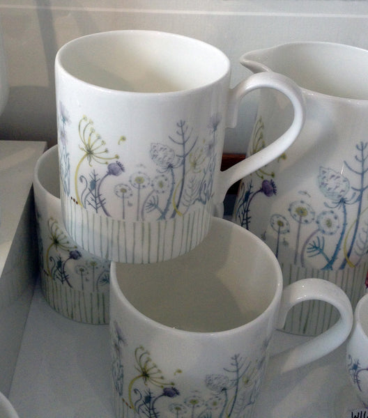 Bone China Tableware by Julia Davey