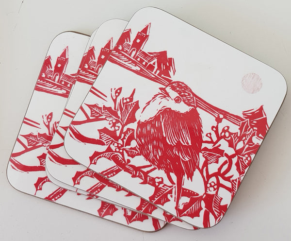 Coaster By Linen Prints S11JW276