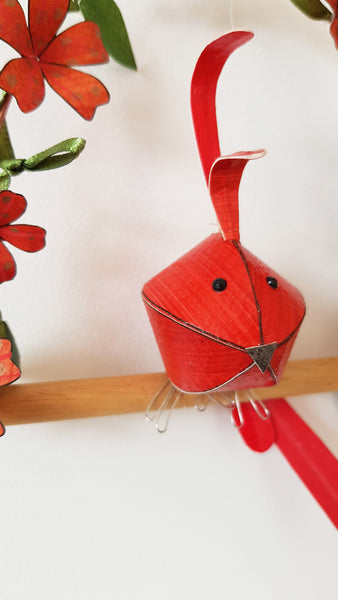 Hanging Paper Birds By Kaper S1KK35