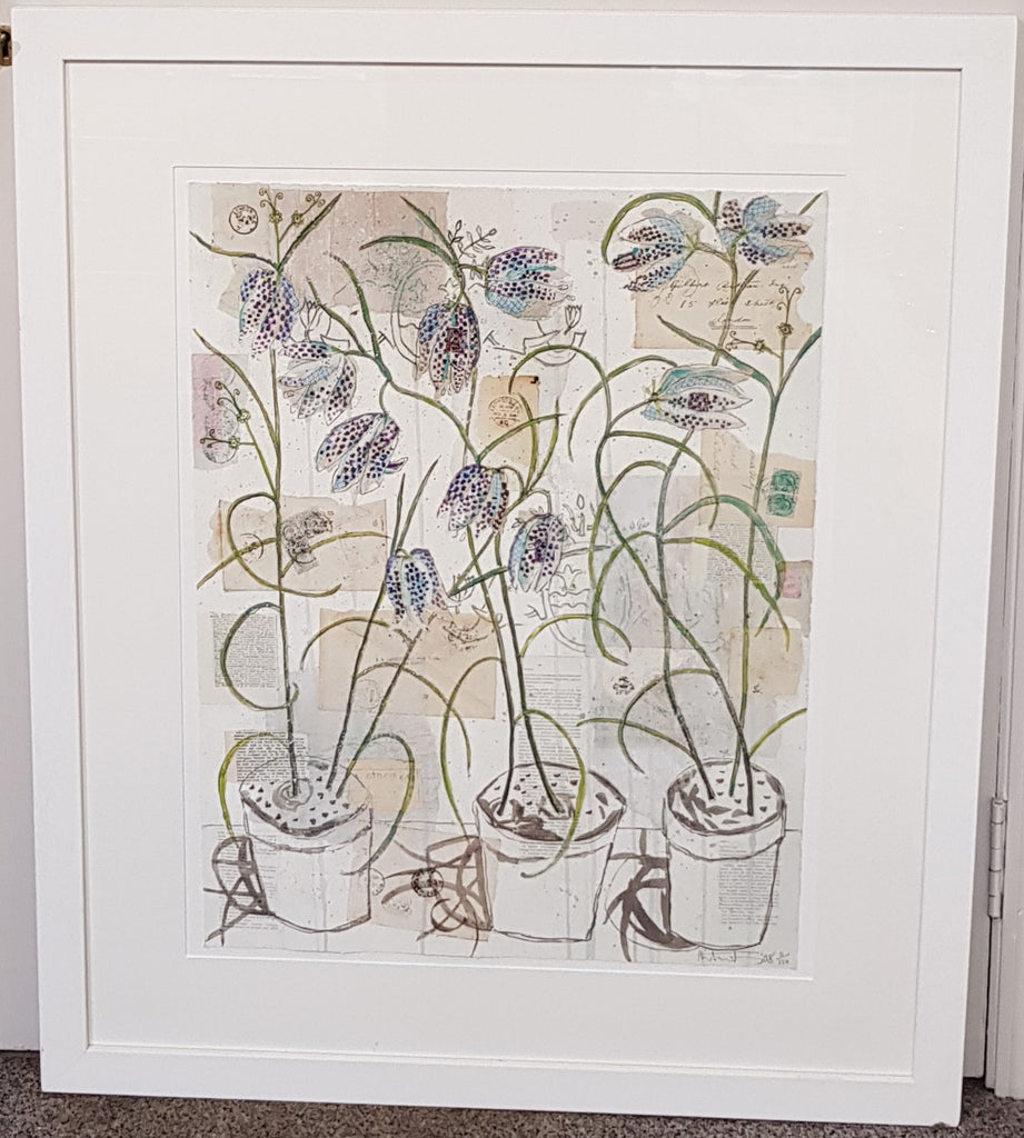 Framed Limited Edition Print By Kirsten Jones S12KJ102