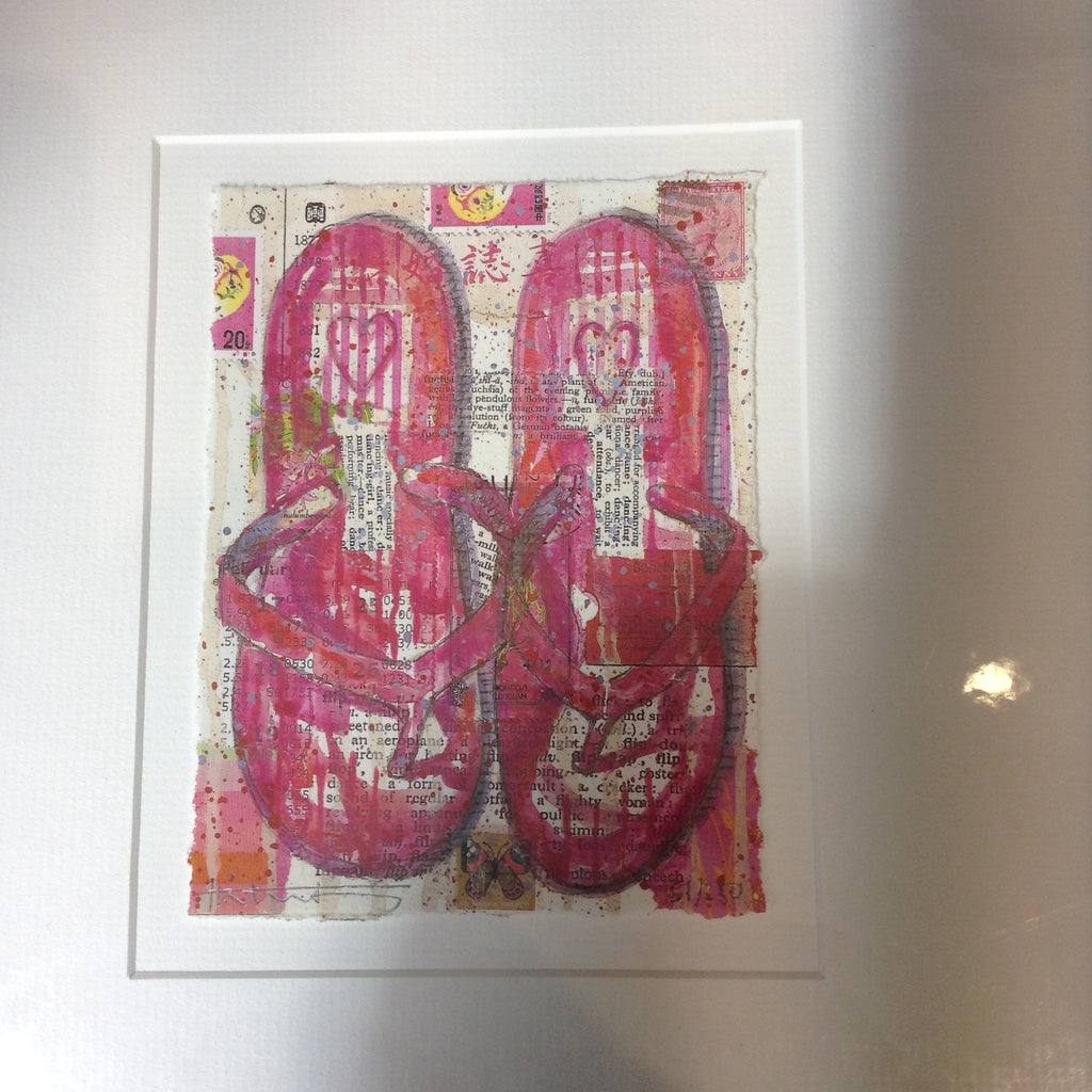 Limited Edition Print By Kirsten Jones S12KJ154
