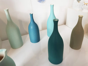 Handmade bottle by Lucy Burley S143LB9