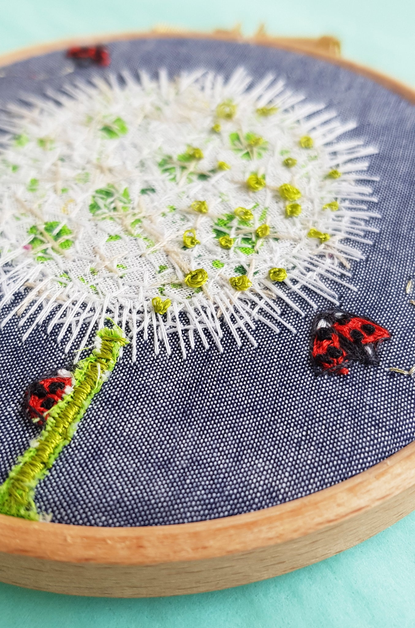 Original Embroidery By Jo Sinclair S170JS20
