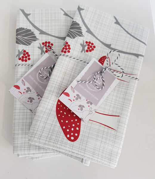 Tea Towel by Natalie Laura Ellen S186NLE12