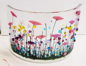 Fused Glass By Pam Peters Designs S175PP16