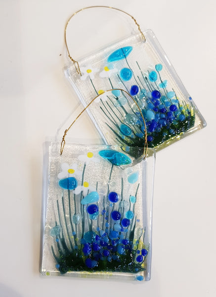 Fused Glass By Pam Peters Designs S175PP46
