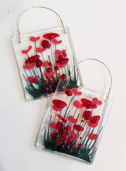 Fused Glass By Pam Peters Designs S175PP29