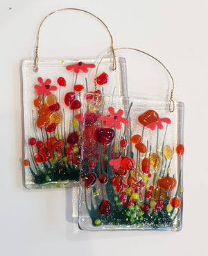 Fused Glass By Pam Peters Designs S175PP47