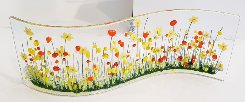 Fused Glass By Pam Peters Designs S175PP8