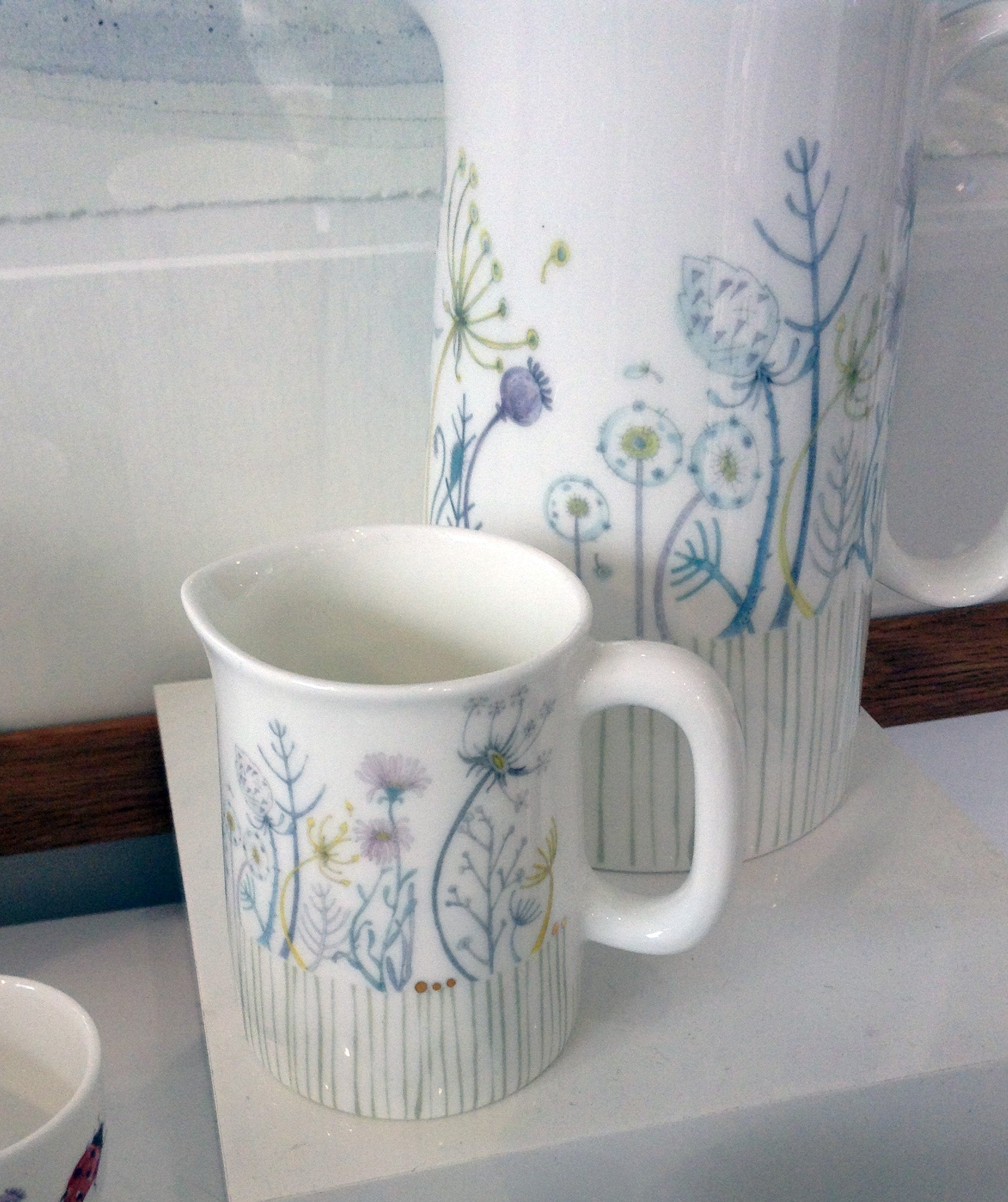 ... Bone China Tableware by Julia Davey W11JD43 ... & Bone China Tableware by Julia Davey W11JD43 - therobinsnestgallery